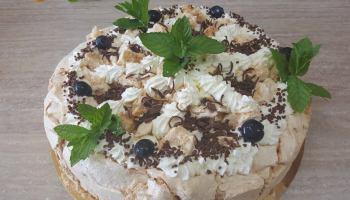 Tort lodowo bezowy